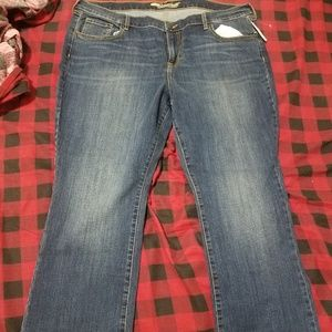 Old Navy Boot-Cut Sweetheart Jeans